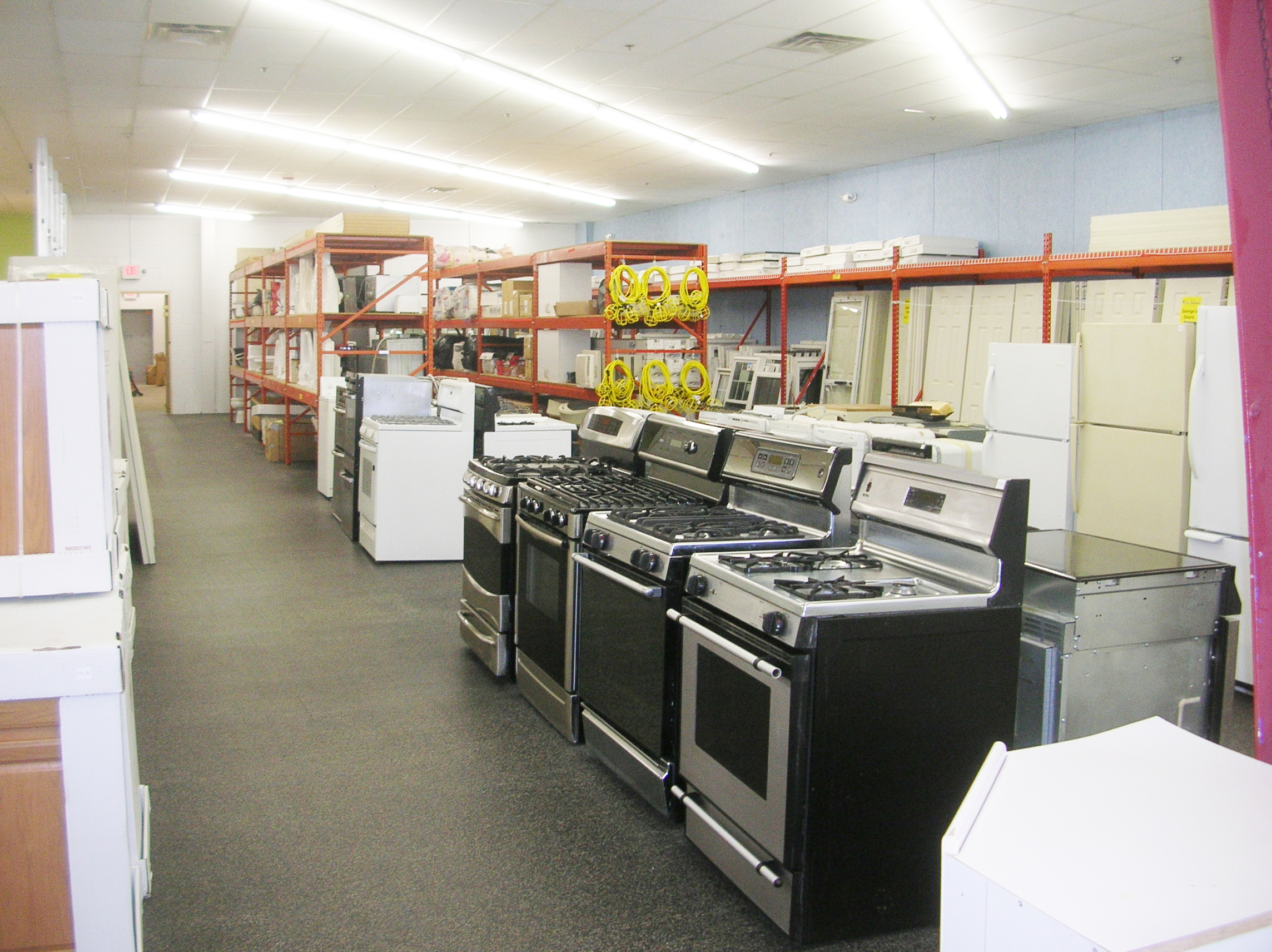 delightful Where To Donate Kitchen Appliances #1: Where to donate used furniture Where to donate used appliances ...